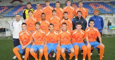 Chapela Juvenil 2012 2013
