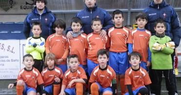 Equipo prebenjamin A 2012 2013