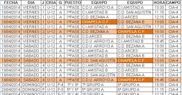 PALENCIA CUP 2014