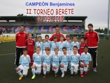 Campeón_RCcelta_Benjamines
